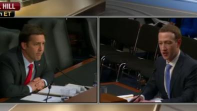 Zuckerberg Struggles to Define Hate Speech at Senate Hearing